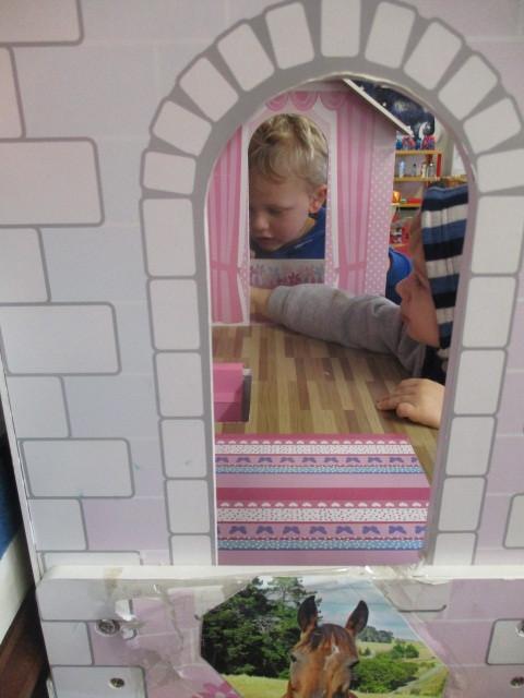Dollhouse exploration